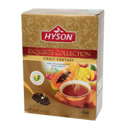 Juodoji arbata Hyson EXOTIC COLLECTION FRUIT FANTASY 100g