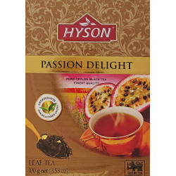 Juodoji arbata Hyson EXOTIC COLLECTION PASSION DELIGHT 100g